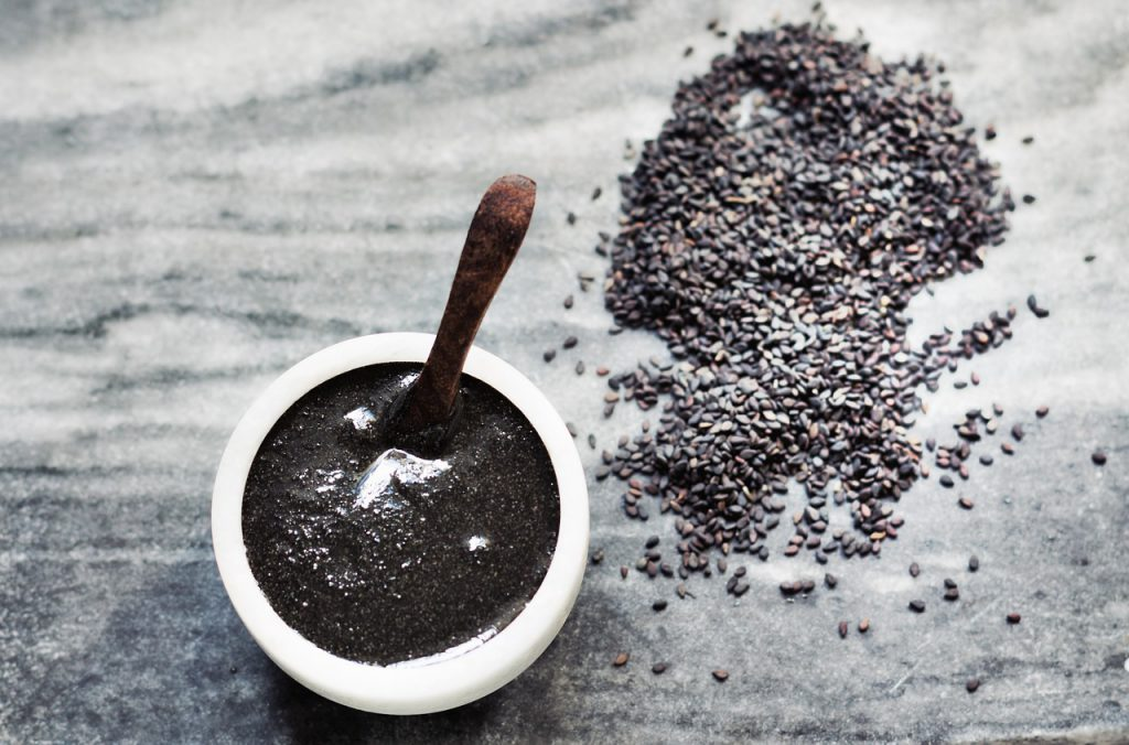 The Benefits of Black Sesame Seeds